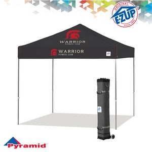 Pyramid™ 10 x 10 Multi Color Print Tent w/ Steel Frame