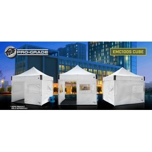 Emergency Medical Containment Cube-Pro Grade 4 Windows
