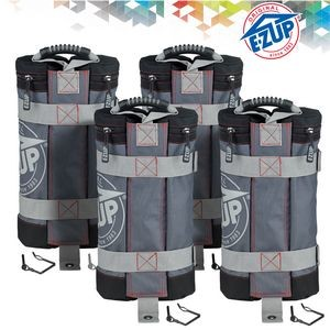 E-Z UP® Deluxe Weight Bag - 4 Pack