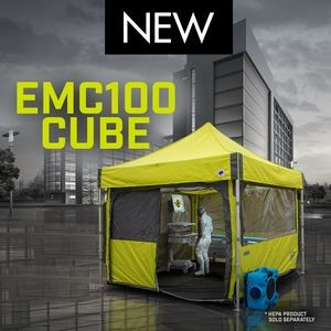 Emergency Medical Containment Cube- Pro Grade 2 Windows