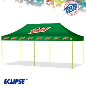 Eclipse™ 10' x 20' Full Bleed Digital Professional Tent w/ Steel Frame