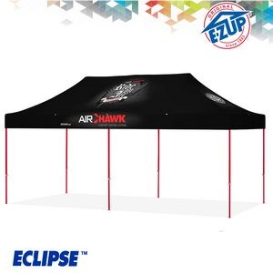 Eclipse™ 10' x 20' Digital Print Professional Tent w/ Steel Frame
