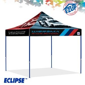 Eclipse™ 10' x 10' Full Bleed Digital Professional Tent w/ Steel Frame