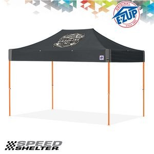 Speed Shelter® 8' x 12' Color Imprint Professional Tent w/ Steel Frame