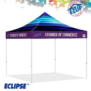 Eclipse ™ 8' x 8' Full Bleed Digital Professional Tent w/ Steel Frame