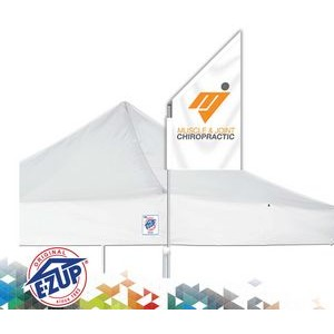 Pro Flag Corner Flag 45 degree (2'x4') w/ Pole
